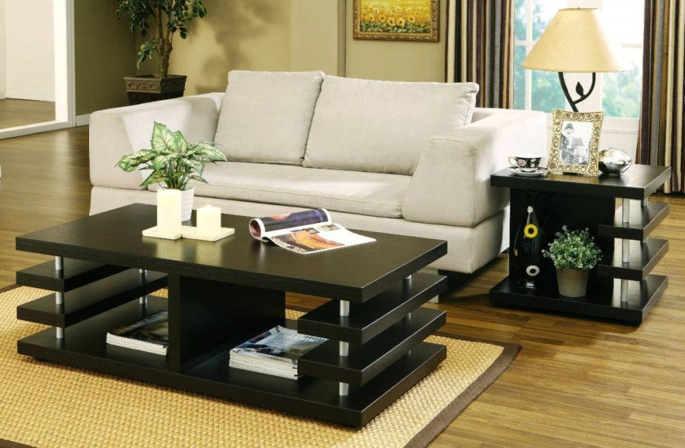 innovative black side table for living room with contemporary white love seat design ideas outstanding side table to beautify living room