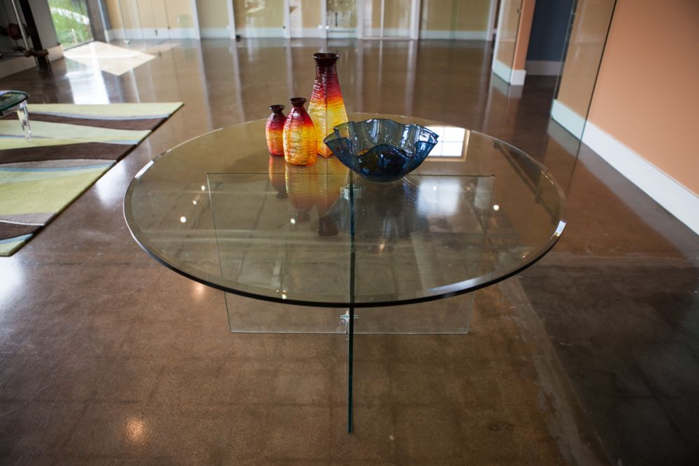 round frameless glass table with x shaped base replacement glass table tops