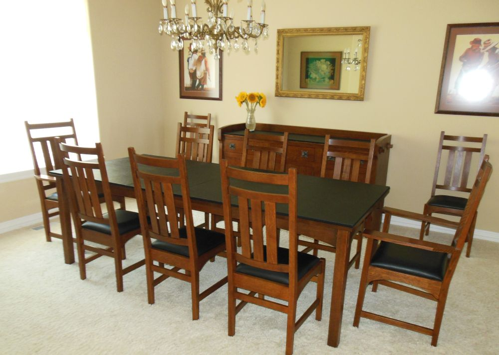 Table pads for dining room table homes furniture ideas - Custom table pads for dining room tables ...