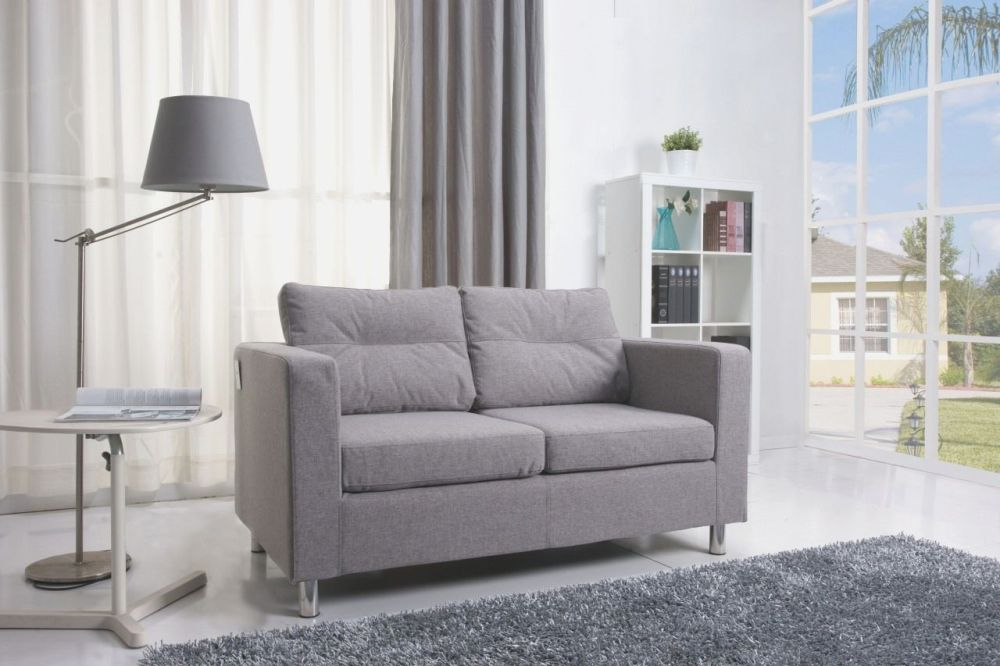 simple modern couch for elegant bedroom with two sections small couches for bedroom