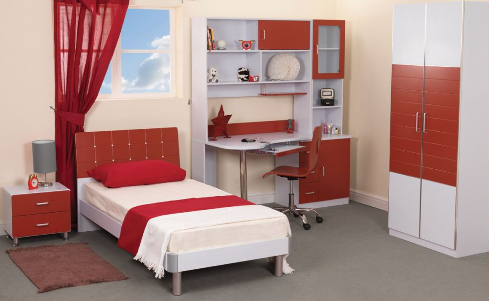 teenage girl bedroom ideas with red furniture for small room pretty teen girl bedroom furniture designs