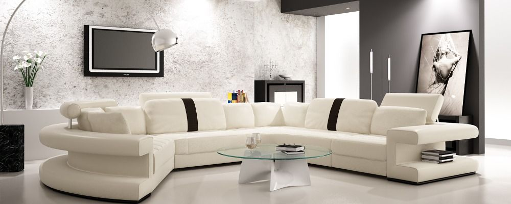 wide u shaped modern sofa with book storage below slip covered sectional sofa design with some tips to choose colors