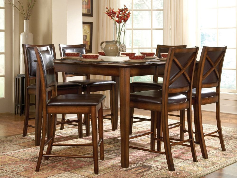 wooden high top dining room table sets mesmerizing tall dining room tables as focal points
