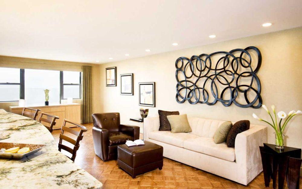 modern black metal wall decor ideas for living room entertaining wall decoration for living room design