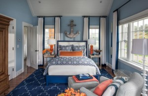 nautical bedroom with light blue washable wall color captivating washable wall paint ideas for kids and interior space