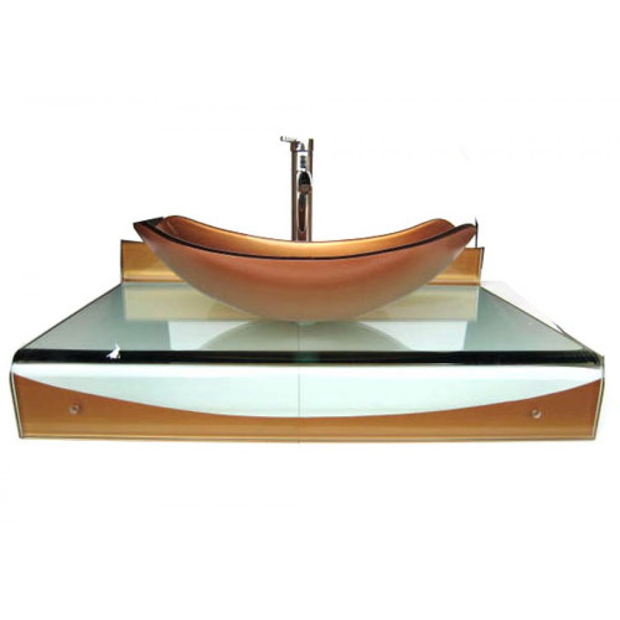 single wall mount chrome metal bathroom vanity with gold vessel sink wall mounted bathroom sink for better bathroom design