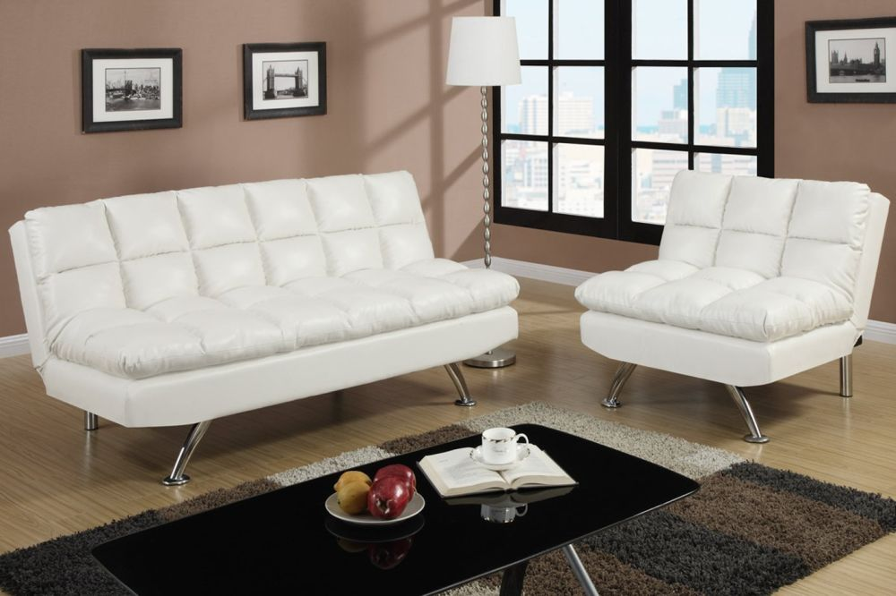 superb white leather sofa beds with extensive rectangle shape using modern twin size sofa bed ideas for surprising creative space