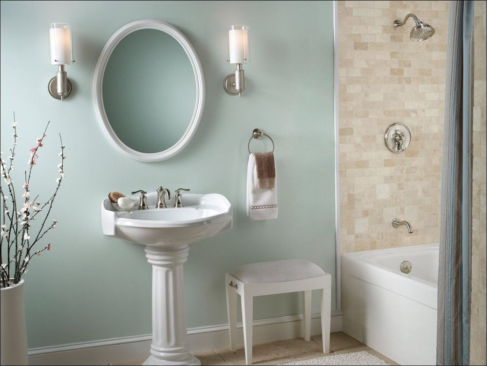 unusual bathroom mirrors with lights above porselain sink unique bathroom mirrors to enhance the design