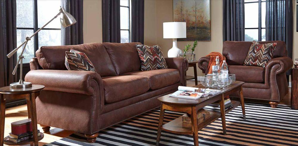 flexsteel latitudes - belvedere leather sofa in brown flexsteel leather sofa – finding the most stylish design