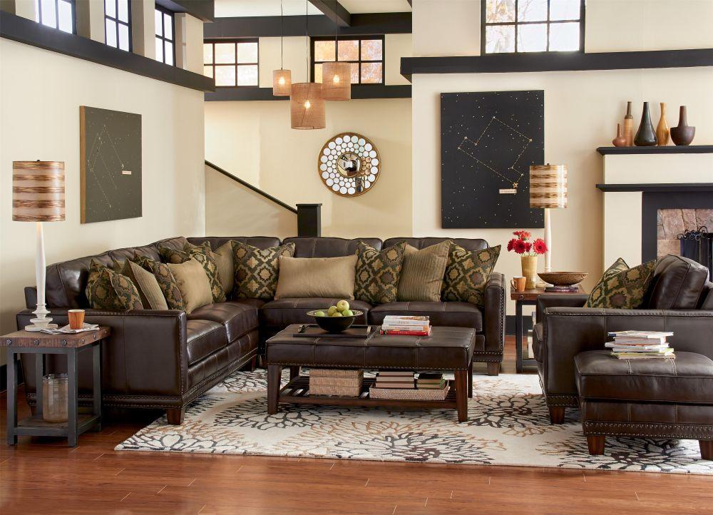 flexsteel latitudes - dylan leather reclining sofa flexsteel leather sofa – finding the most stylish design