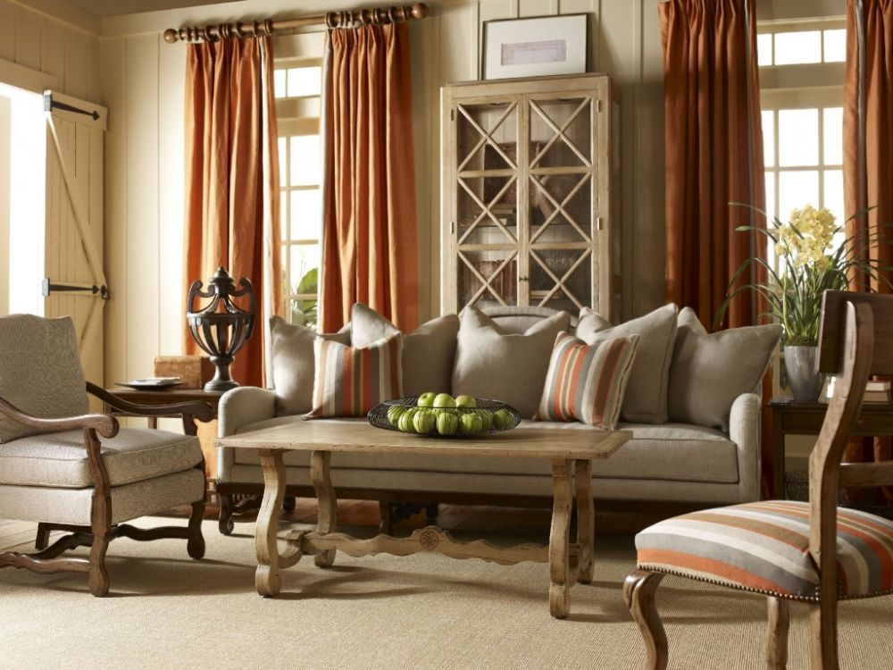modest beige french sofa with dark brown wooden base feeling the tranquil of life in the fascinating french country sofa