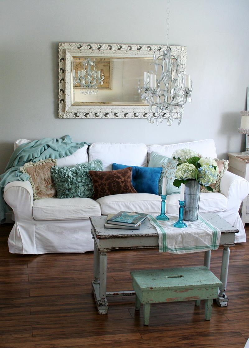 vintage white slipcovered sofa and decor astounding white slipcovered sofa for various living room design
