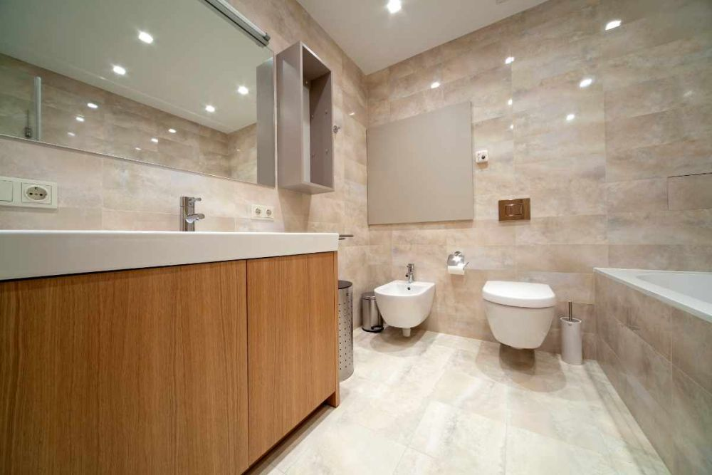 average cost to renovate bathroom stylish upgrade ideas with tight bathroom renovation cost