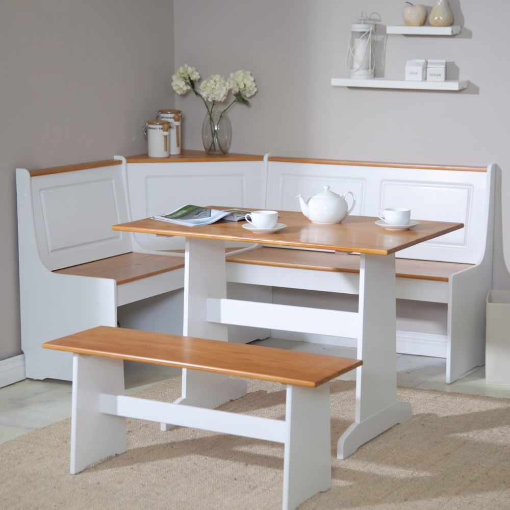 white breakfast nook idas with l shaped seating and bench breakfast nook furniture with natural tone that you should know kitchen