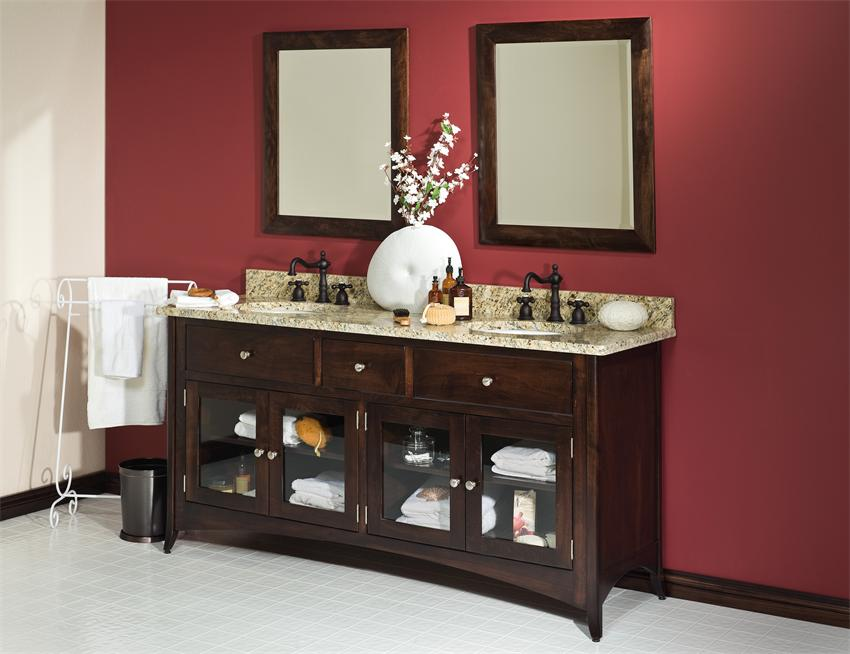 wooden bathroom base cabinet standard height with glass door and three drawers fill your simple bathroom with base cabinet for function and style