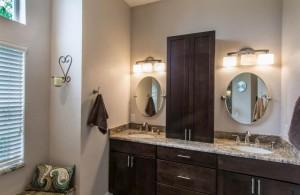wooden bathroom storage tower cabinet on counter bathroom storage tower – from accessible to space saver