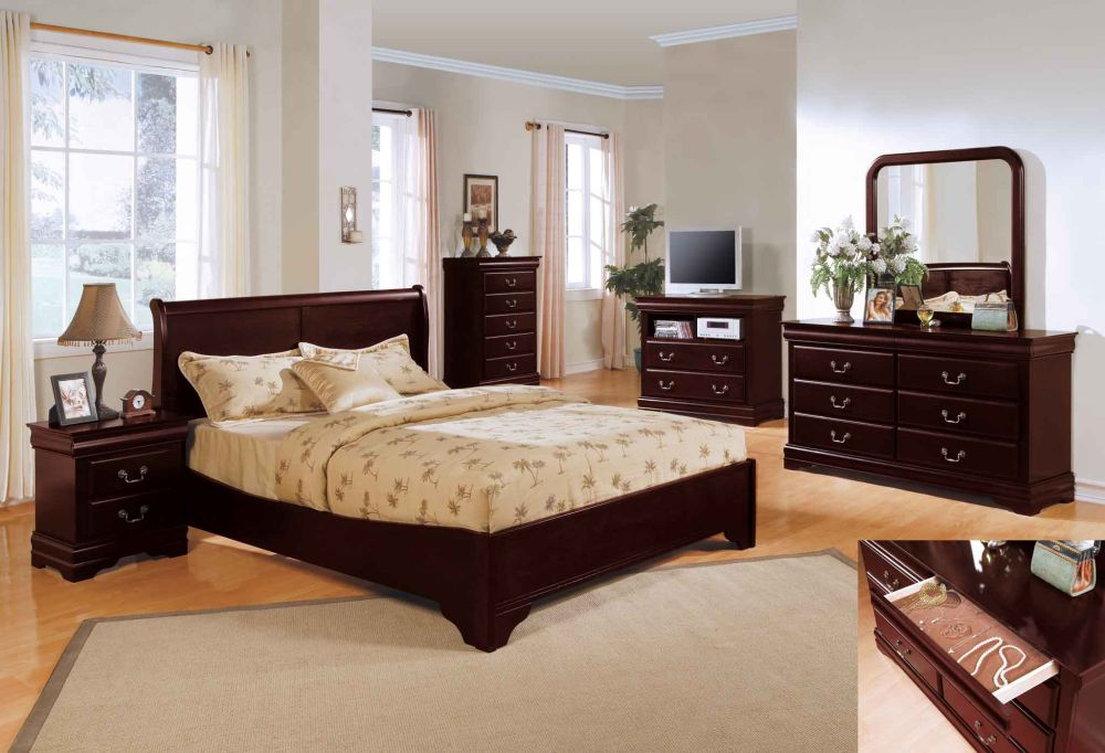 dark cherry wood bedroom furniture sets classy cherry wood bedroom furniture sets exuding calming ambience