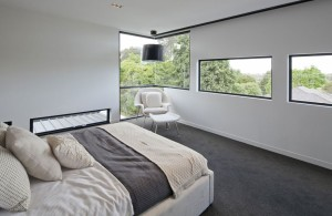 modern frameless window for the breathtaking master bedroom chic window jamb designs giving the perfect atmosphere
