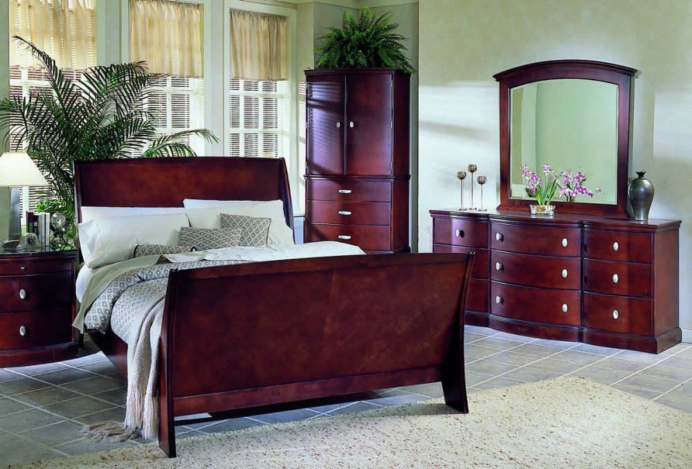 solid cherry traditional bedroom furniture sets with vanity and nightstand classy cherry wood bedroom furniture sets exuding calming ambience