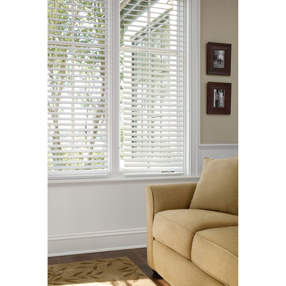 better homes and gardens 2 inch faux wood blinds, white faux wood blinds walmart review