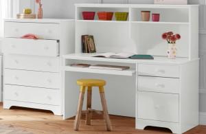 better homes and gardens kids pine creek desk - white buying child desks from walmart better home and garden