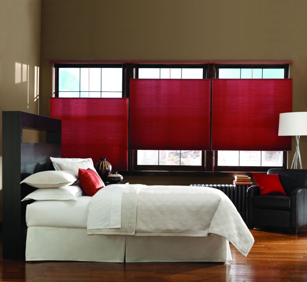 red diamond cell cellular shades bali cellular shades product details