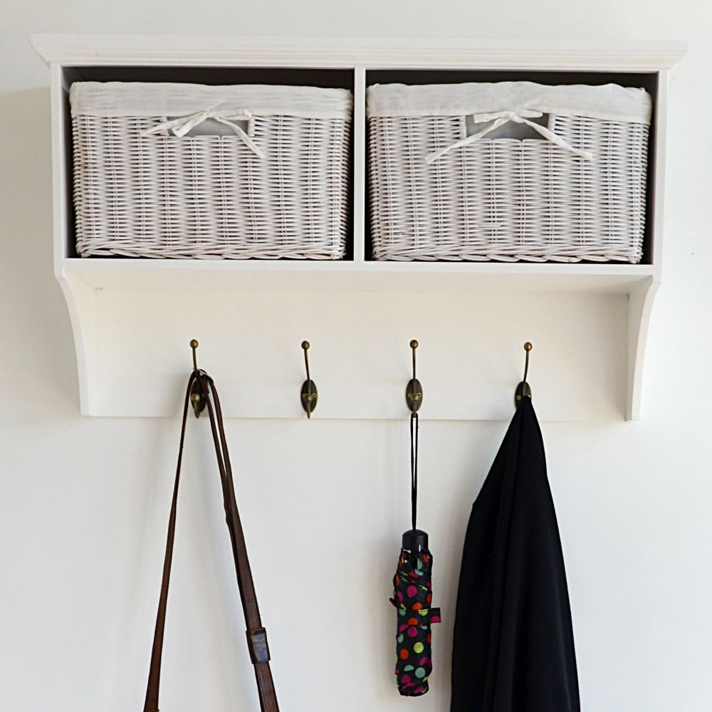 tetbury coat rack with white wicker baskets for wicker bedroom furniture is white wicker bedroom furniture a good choice?