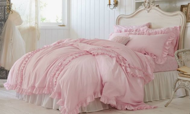 Ruffle Bedding Collection Simply Shabby Chic