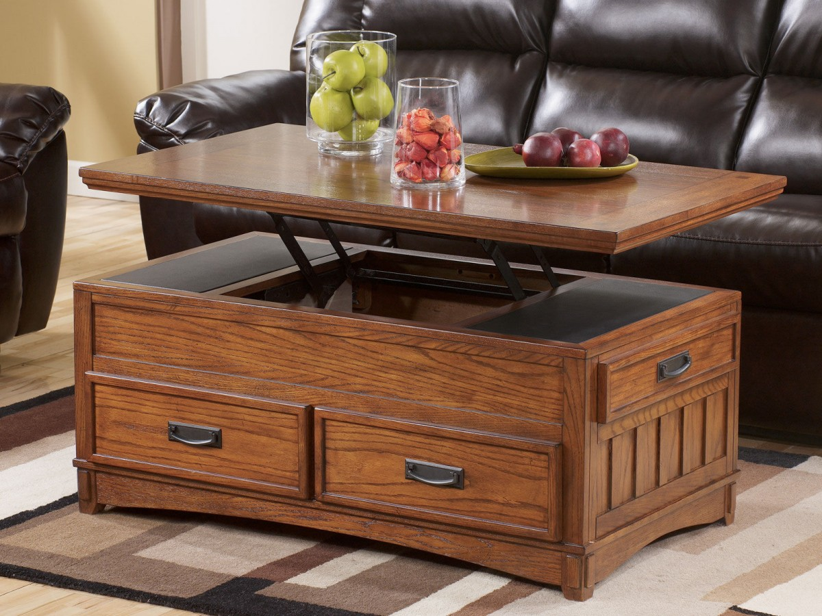 rustic coffee table with lift top decor rustic trunk coffee table for your living room