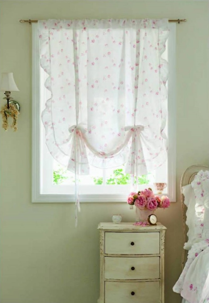 simply shabby chic ruffle window panel rose print shabby chic bedding target for beautiful bedding sets