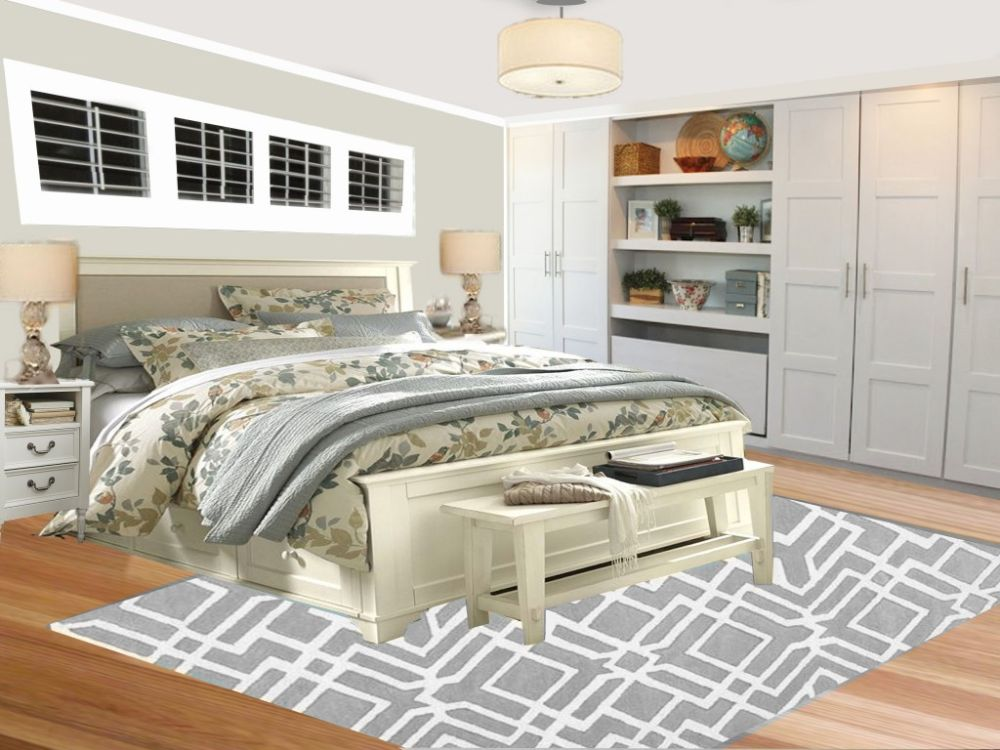 Virtual bedroom designer to plan and design your room for Bedroom builder virtual