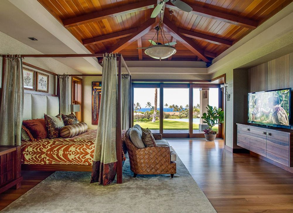 hawaii tropical bedroom design with canopy tropical bedroom furniture ideas