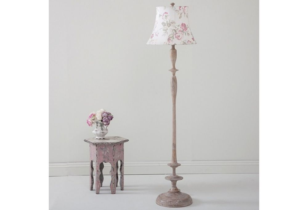 sybil floor lamp simply shabby chic furniture for your interior design