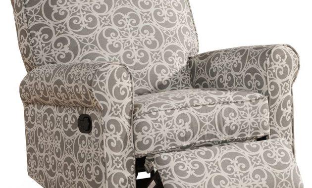 home-meridian-international-ashewick-swivel-glider-recliner-doodles-ash-gray