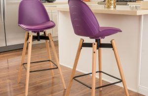daniel-contemporary-leather-purple-bar-chair-noble-house-home-furnishings-llc-review