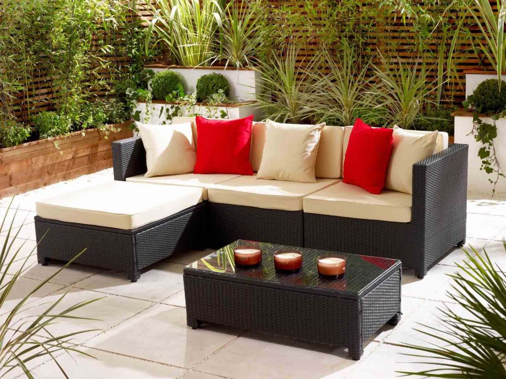 beautiful black rattan garden furniture ideas the excellent guide for buyers to buy rattan garden furniture