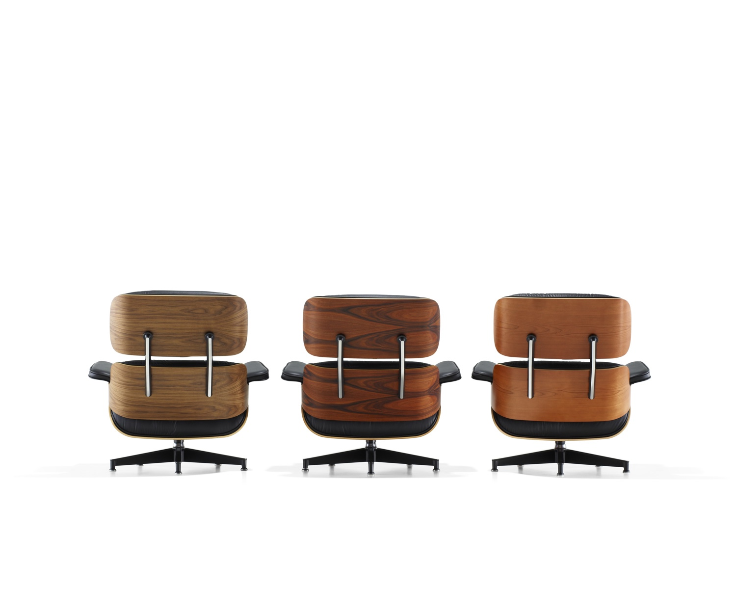 Eames lounge chair but in different veneer the classic design stories of the eames lounge chair and ottoman