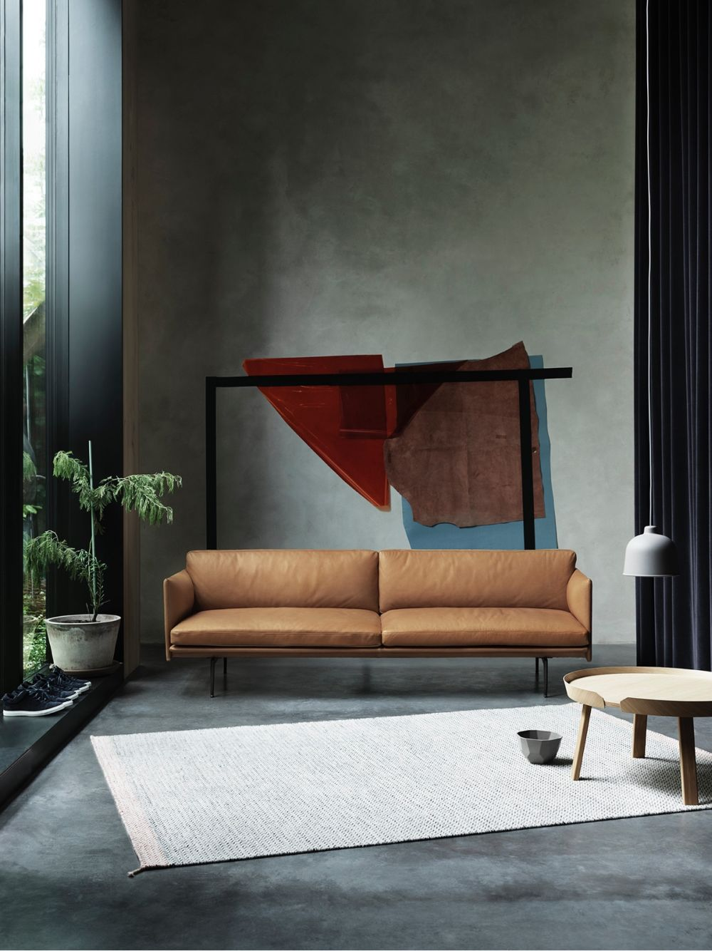 OUTLINE Muuto sofa design 6 up-to-date designs of sofas for cozy comfort
