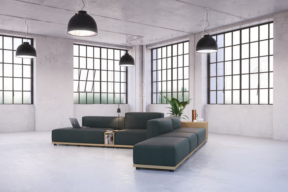 SHUFFL sofa by Anne 6 up-to-date designs of sofas for cozy comfort