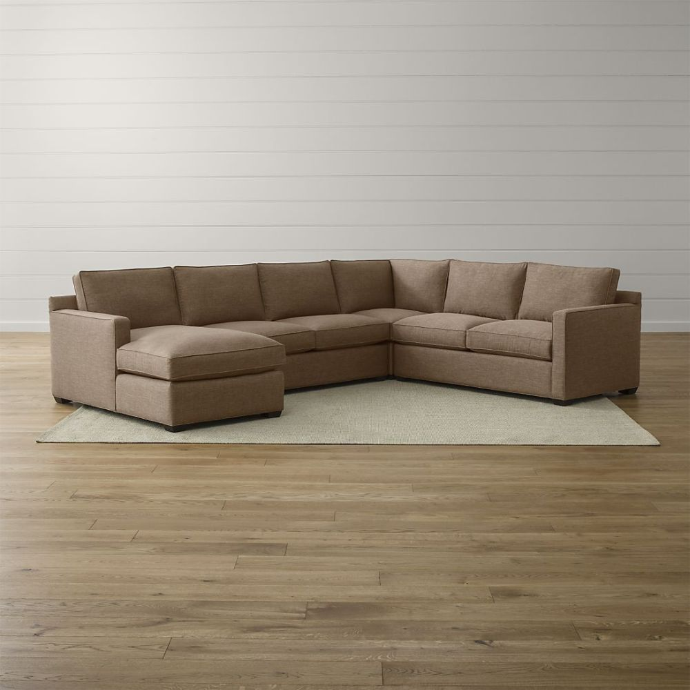 four-piece sectional sofa in mink design the great seating debate about sofa versus couch: which one is better