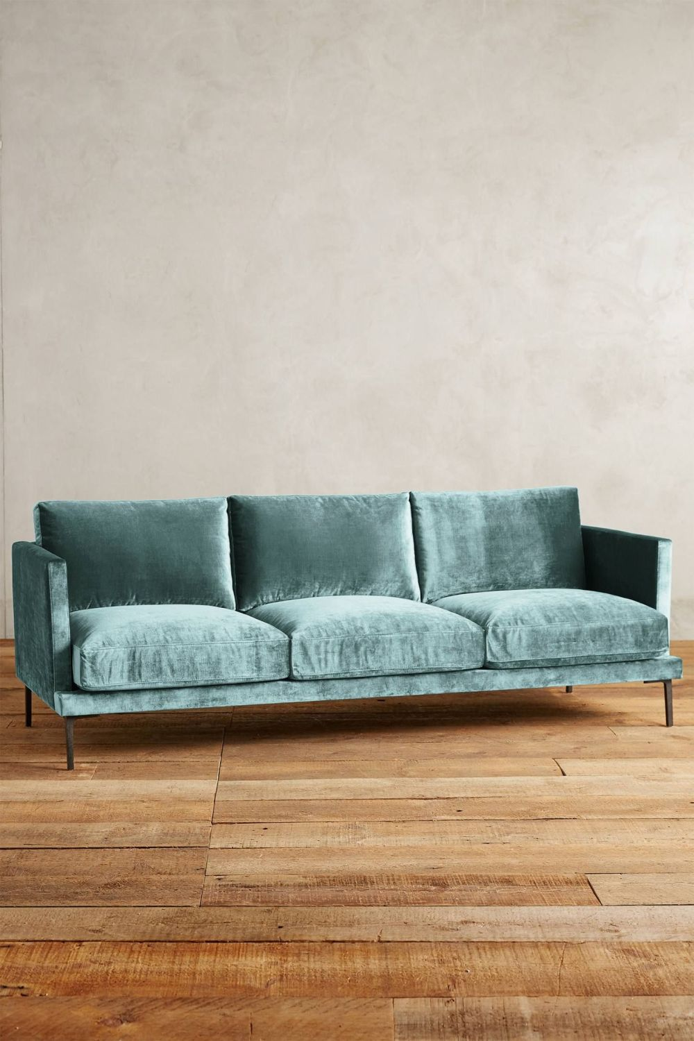 sleek modern velvet sofa design the great seating debate about sofa versus couch: which one is better