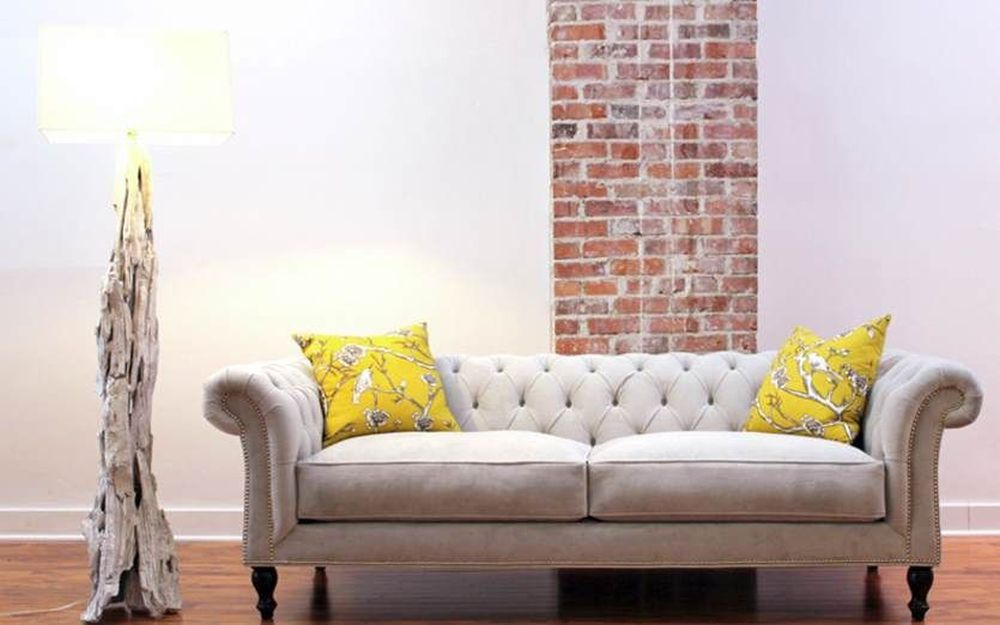 tufted seating design from COUCH the great seating debate about sofa versus couch: which one is better