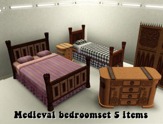 5-piece medieval bedroom furniture set 35 wonderful medieval furniture inspirations for your lovely bedroom