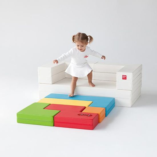 a sofa that can be transformed to mat and desk 33 genius ideas to transform furniture for kids