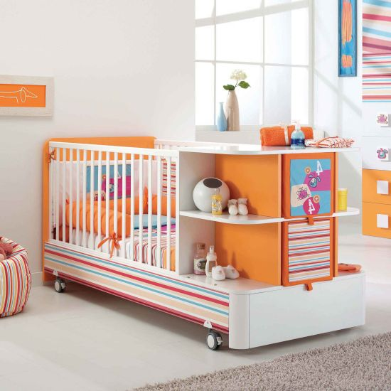convertible baby cot to full bed 33 genius ideas to transform furniture for kids