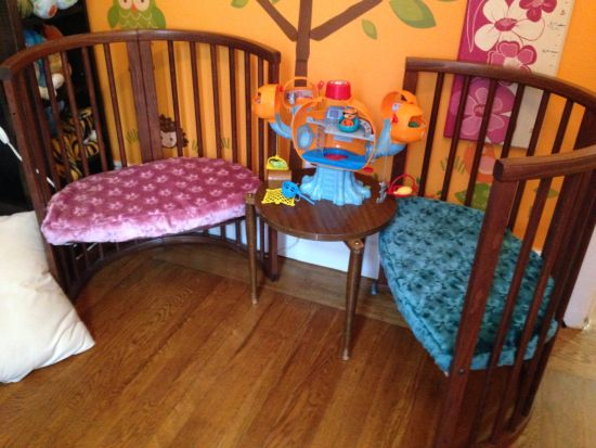convertible crib to chairs and table 33 genius ideas to transform furniture for kids