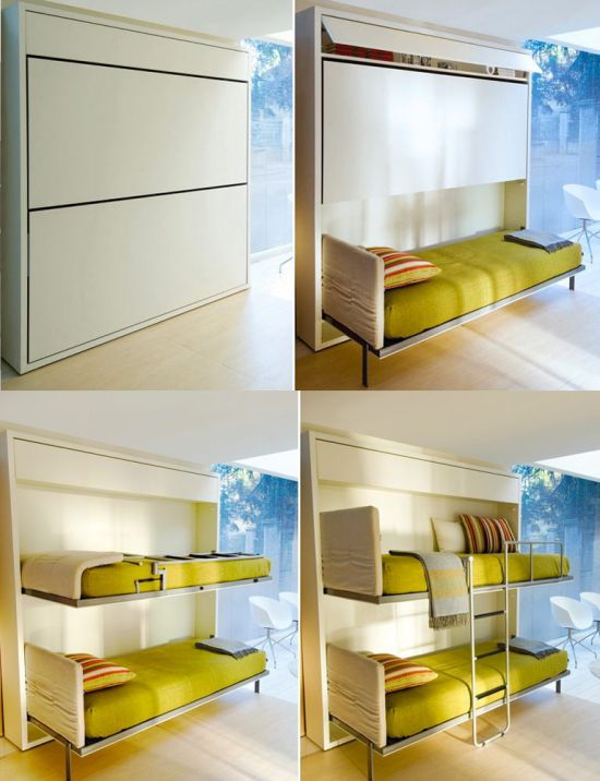 convertible kids bed for space saving furniture 33 genius ideas to transform furniture for kids