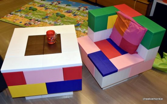 convertible lego furniture design for kids room 33 genius ideas to transform furniture for kids
