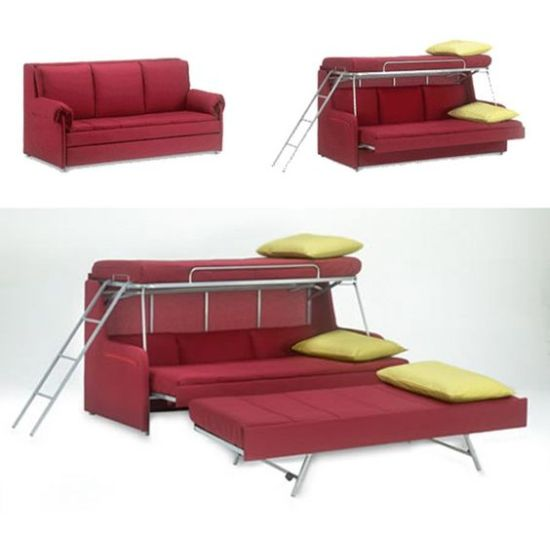convertible space-saving fold down beds for kids room 33 genius ideas to transform furniture for kids