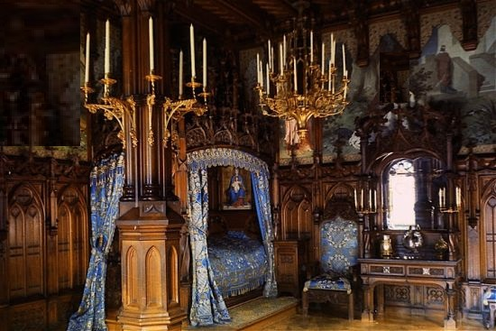 golden medieval canopy bed style 35 wonderful medieval furniture inspirations for your lovely bedroom